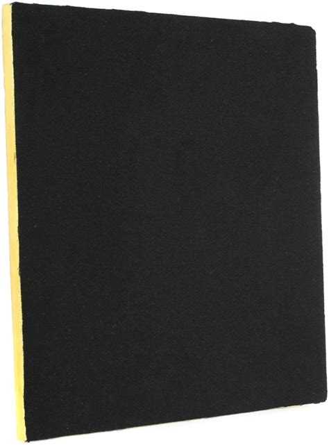 auralex t coustic ceiling tile single 2x2 black