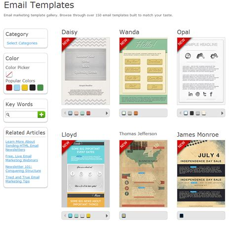 Thrive Templates Integrate With Aweber by Aweber Review Email Marketing Service Reviews