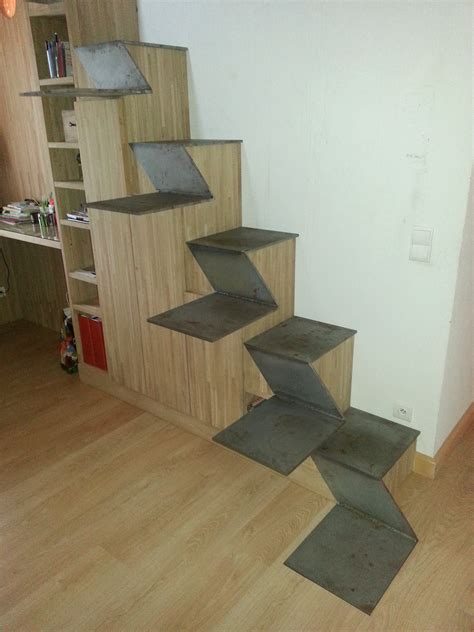 escalier m 233 tallique pas japonais delineo sa