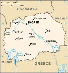 Macedonia and Greece Name Dispute: 15 Years On / Macedonia ...