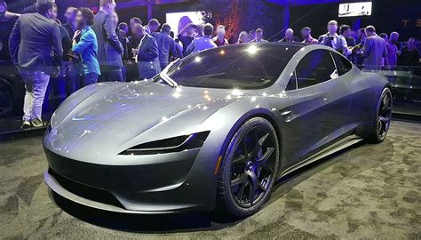 Tesla Roadster (2020) Wikipedia