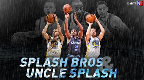 """Coming Up On #3dtv  @warriors' Splash Brothers Visit With Their """"uncle"""", @3deezy Scoopnestcom"""