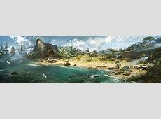 Beach Video Games Artwork