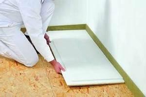 Dachboden Fußboden Verlegen : fu boden schallschutz dachboden bau au erhalb der stadt ~ Markanthonyermac.com Haus und Dekorationen