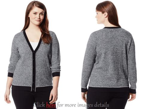 Plus Size Cardigan Sweaters