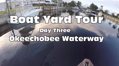 Zoffinger Round Boat by Boat Yard Tour Youtube