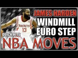 James Harden Euro Windmill Move: Basketball Moves - Xem ...