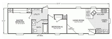 10 great manufactured home floor plans