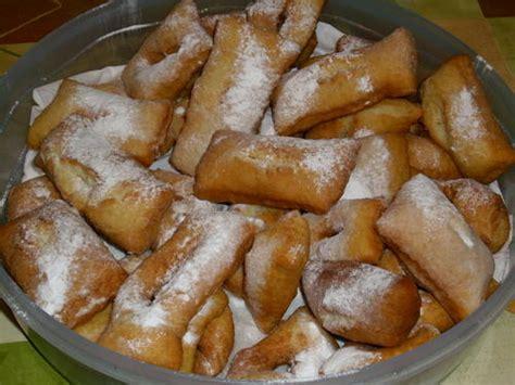 beignets de carnaval p 226 te non lev 233 e les petits plats dans les grands