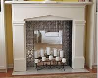 faux fireplace ideas Didn't get a fake fireplace heater still? | FIREPLACE ...