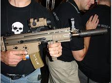 SOCOM Cancels FN Mk16 SCARL SCARLight 556mm NATO