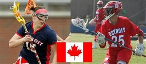 Titan Canadians Making Their Mark In Division I – Lacrosse ...