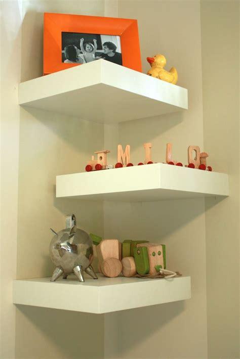 17 Best Ideas About Corner Wall Shelves On Pinterest