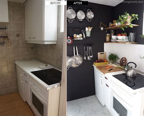 Before And After, Our Kitchen