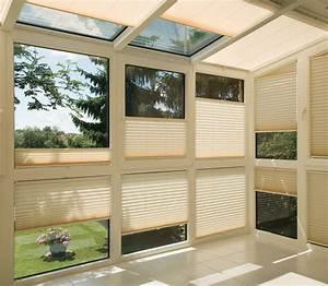 Plissee Für Große Fenster : plissee vorh nge die gardine ~ Markanthonyermac.com Haus und Dekorationen