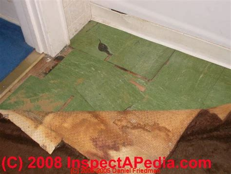 Covering Asbestos Floor Tiles With Hardwood by Airborne Asbestos Release From Tile Mastics Cutback