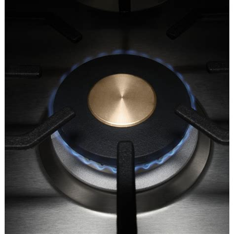 "ZGU30RSLSS GE Monogram 30"" Gas Cooktop Stainless Airport"