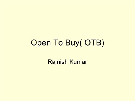 Open To Buy( Otb) Retail Rajnish Kumar Itc Category Management. Objective For Resume For Freshers Template. Missing Poster Template Picture. Work Cited Page Mla Website Template. Simple Excel Bookkeeping Template. Objective For An Internship Resume Template. Resume Openoffice Template. Personal Statement On A Resumes Template. Fix My Resume For Free