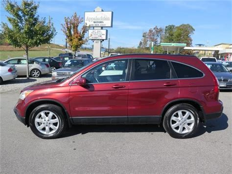 2007 Honda Cr-v Ex-l For Sale In Asheville