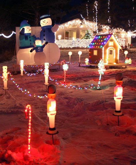 Holiday Lights So Bright You Can See 'em From Space