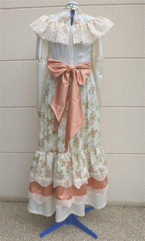 robe 1900 taille 42 v21053