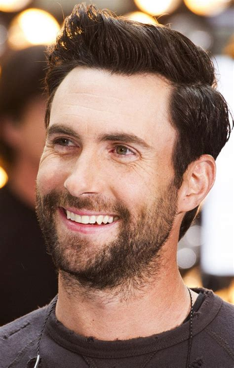 Adam Levine  Hair  Pinterest  Style, Beards And Stop It