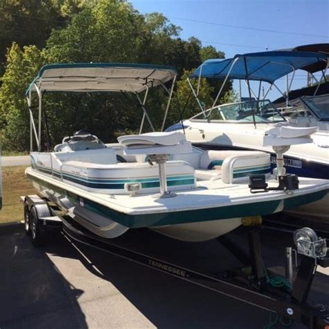hurricane deck boat boats for sale boats