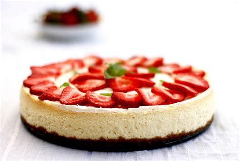 strawberry cheese cake and jess strawberry cheesecake