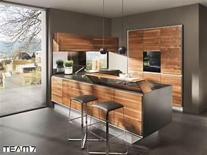 Küchen In Holzoptik : k che aus holz vorteile anbieter und preise ~ Markanthonyermac.com Haus und Dekorationen