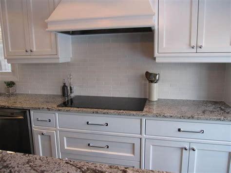 white glossy backsplash kitchen dining room remodel