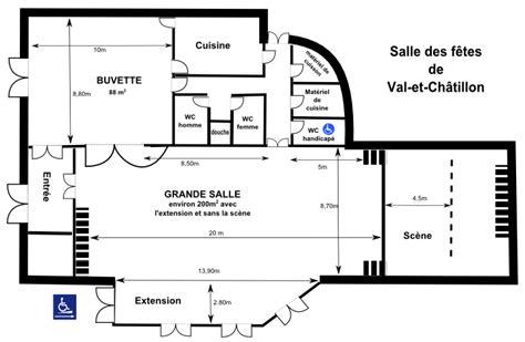 location de la salle des f 234 tes val et ch 226 tillon