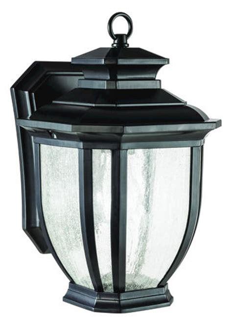 patriot lighting 174 jayla 13 1 4 quot black 1 light outdoor wall mount at menards 174
