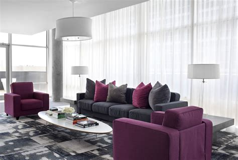 grey and purple living room pictures 10 purple modern living room decorating ideas interior