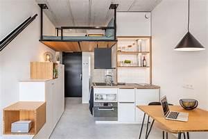 Mini Apartment Einrichten : 50 small apartment living rooms with the best space saving ideas ~ Markanthonyermac.com Haus und Dekorationen