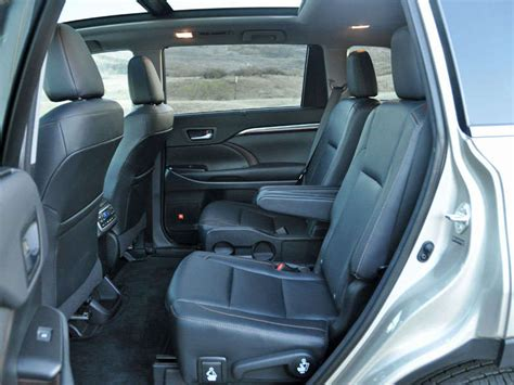 2014 suv with second seat captain car and third row autos post