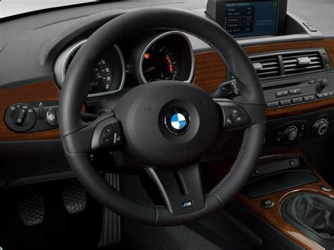 2008 Bmw Z4-series 2-door Coupe M Steering Wheel
