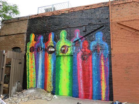 heartbeats mural goes size in ellum