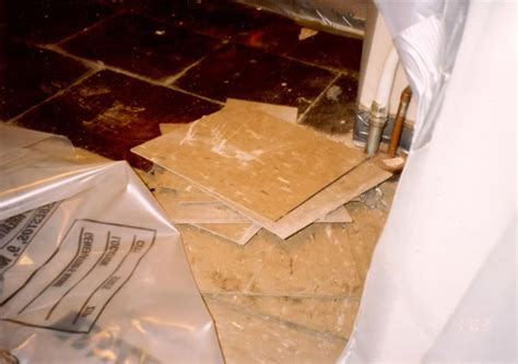 asbestos floor tile removal for informational purposes only tile tips talk and a