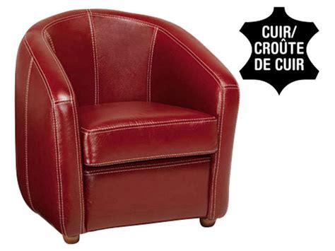 fauteuil cuir ponza coloris promo fauteuil conforama ventes pas cher