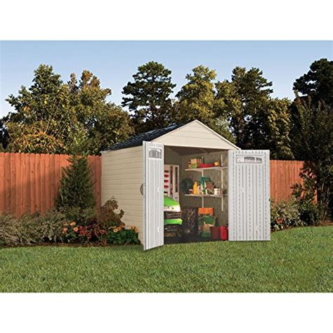 rubbermaid 7x7 x large 325 cubic outdoor storage shed in the uae see prices