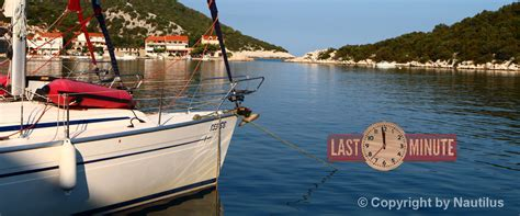 Boat Charter Croatia Last Minute by Last Minute Offer Discounts On Sailiboat Motor Boat And