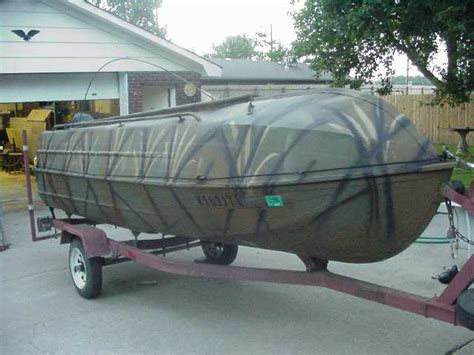 Duck Hunting Boats Made In Ohio by The Duck Hunter S Boat Page