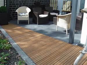 Bambus Dielen Terrasse : terrasse aus bambus traumgarten ~ Markanthonyermac.com Haus und Dekorationen