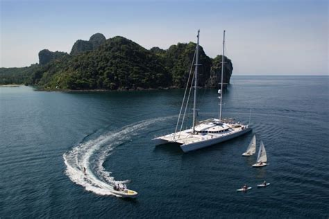 Catamaran Builders In India by Douce France Yacht Charter Catamaran Ritzy Charters