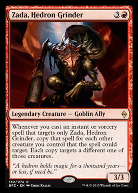 building zada hedron grinder multiplayer commander decklists commander edh the