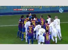 El Clasico Real Madrid vs Barcelona Most Heated