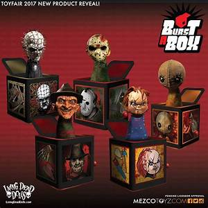Living In The Box : mezco launching horror jack in the box line burst a box bloody disgusting ~ Markanthonyermac.com Haus und Dekorationen