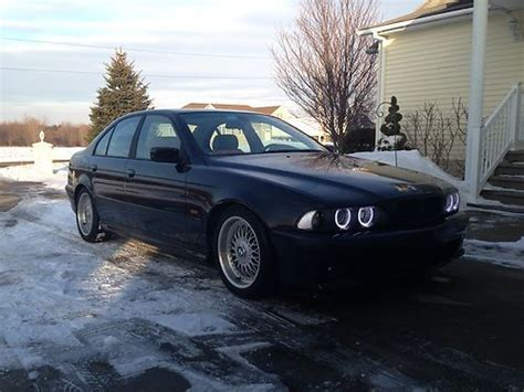 Sell Used 2000 Bmw 528i W/ Sports Package In New York