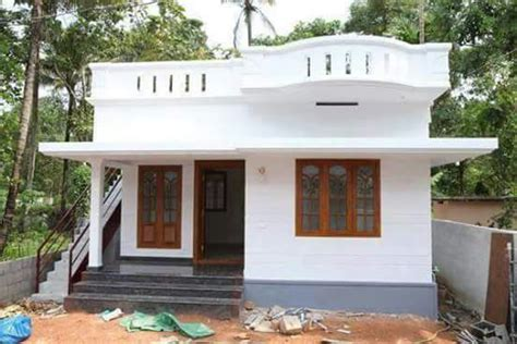 8 Lakhs Home Design : 2 Bhk Low Budget Home Design At 650 Sq Ft For 8 Lakhs