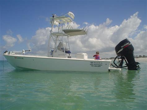 Boat Tower Control Station by Florida Fishing Fishing For Tarpon In Southwest Florida